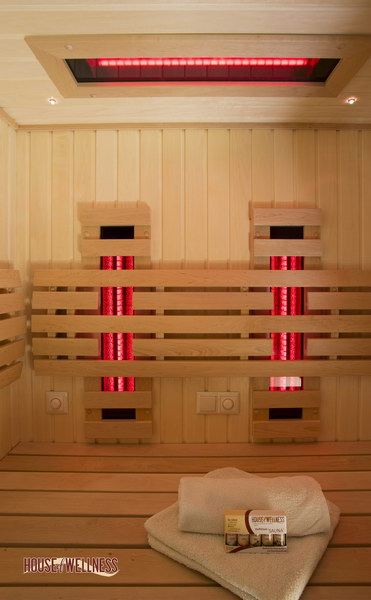 house of wellness infrarotkabinen. Black Bedroom Furniture Sets. Home Design Ideas