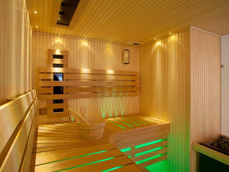 house of wellness sauna referenzen. Black Bedroom Furniture Sets. Home Design Ideas